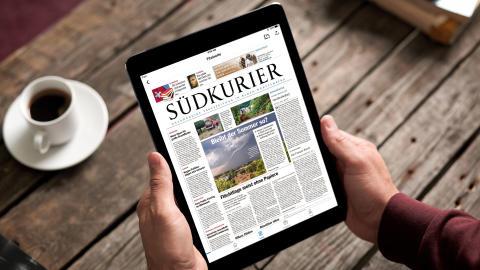SÜDKURIER Presse