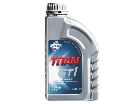 TITAN GT1 PRO 2290 SAE 5W-30 - en ny motorolja för PSA-bilar