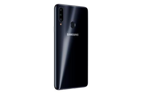 Samsung Galaxy A20s back