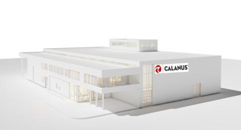PRESS RELEASE: Calanus As invests in a new production facility