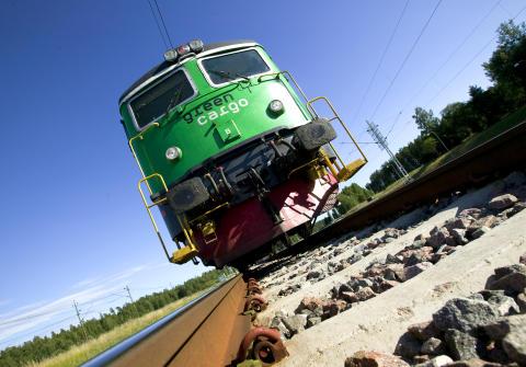 Green Cargo infrastruktur