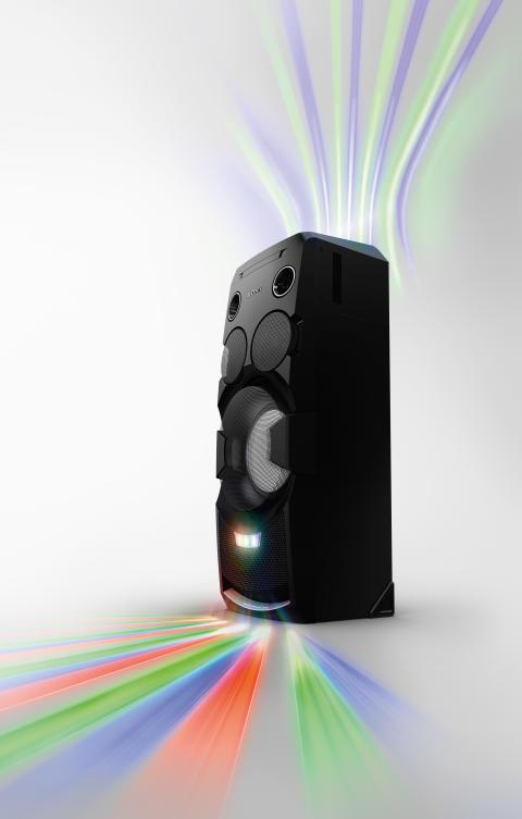 Nowe zestawy audio Sony — moc, od której dom zadrży w posadach