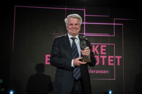 Byggenæringens Ærespris 2020 går til Tore Thorstensen