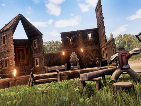 FUNCOM ANNOUNCES NEW OPEN-WORLD SURVIVAL GAME 'CONAN EXILES'