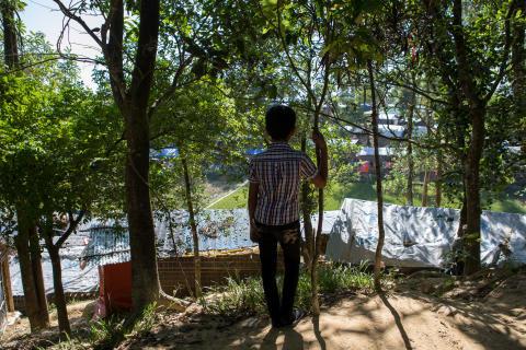 Ny rapport med vittnesmål från Rohingya-barn: mord och våldtäkter