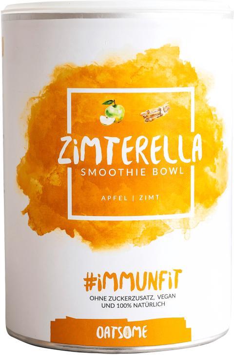 Oatsome Smoothie Bowl - Zimterella