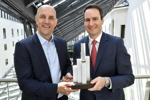 "Stadtsparkasse München erhält portfolio institutionell Award 2018 in der Kategorie ""Beste Bank (Treasury)"""