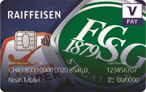 Kartenbild VPAY Raiffeisen FC STG
