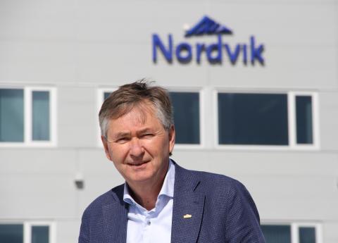 Nordvik runder 60 år som bruktbilforhandler.
