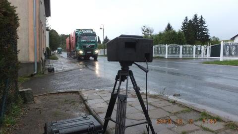 Verkehrsüberwachung LKW/Schwerverkehr