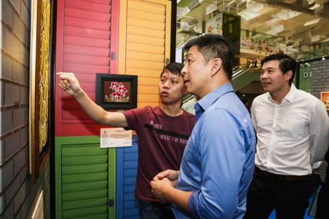 Changi Airport Group organises first charity art fair