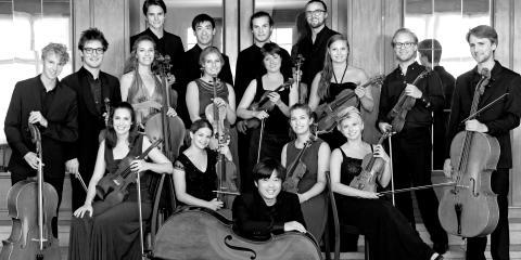 Unga musiker får spela med världsstjärnor
