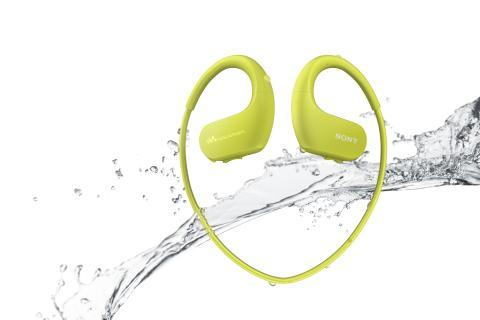 Walkman ja vesi