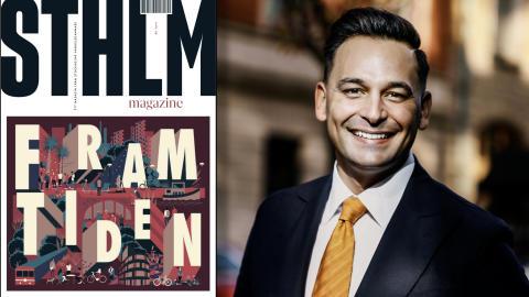 STHLM Magazine nomineras till Svenska Designpriset och Publishingpriset