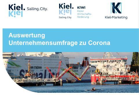 Welche Folgen hat Corona? Unternehmensbefragung zeigt Auswirkungen auf die Kieler Wirtschaft