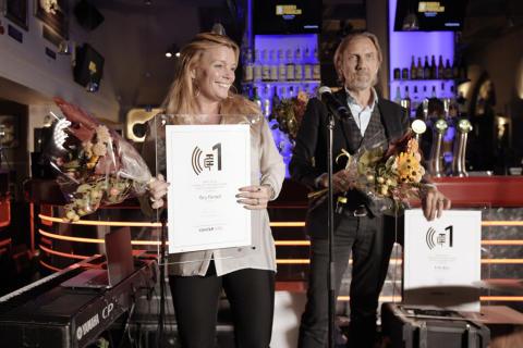Gry Forssell - Årets programledare 2018