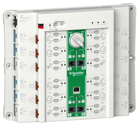 Ny boks til rumstyring med KNX sparer tid, plads og penge