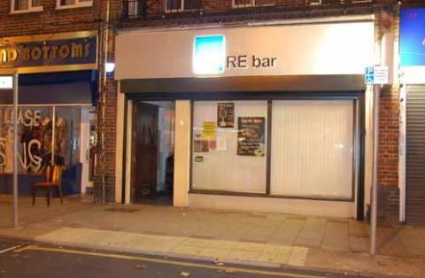 RE Bar in Eastcote