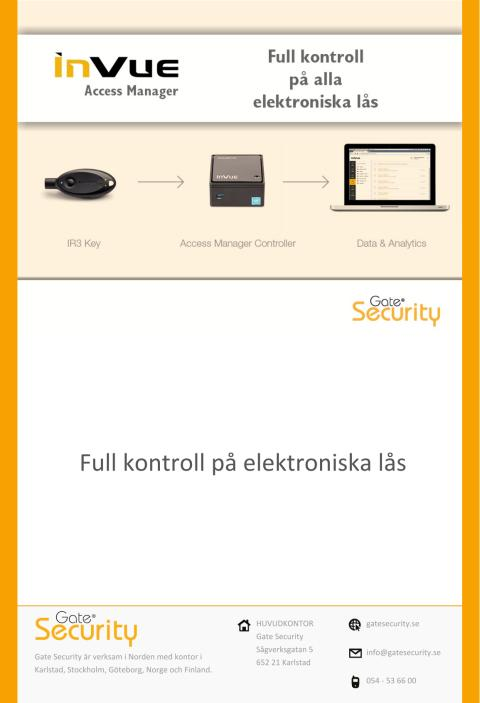 PDF: Full kontroll på elektroniska lås