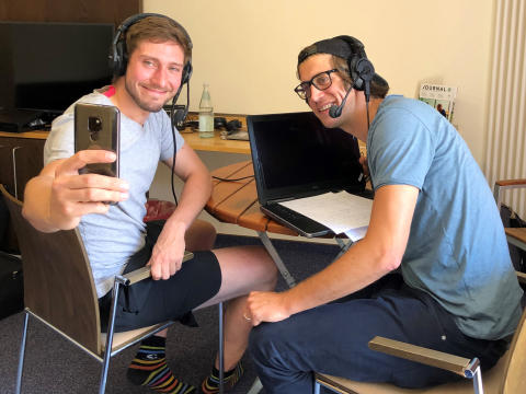 Zurich und DOSB starten gemeinsames Podcast-Projekt