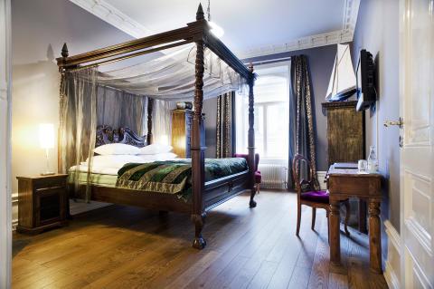 Junior suite - Hotel Hellsten