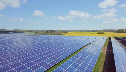 Chr. Hansen sætter grøn strøm til sine bæredygtige ambitioner