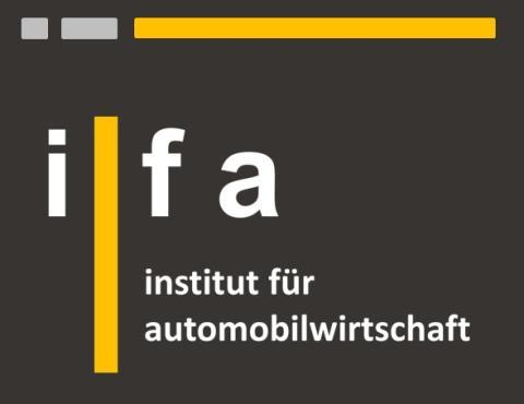 Logo Institut für Automobilwirtschaft