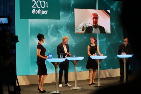 Gothaer Zukunftskongress: Die Highlights