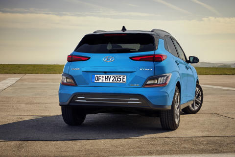 New Hyundai Kona Electric (8)