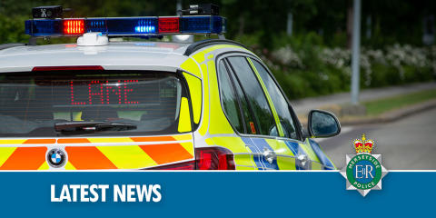 Two men arrested following seizure of suspected stolen quad bike in Formby