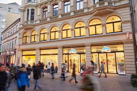 OC&C Einzelhandel-Index: dm ist beliebtester Händler Deutschlands