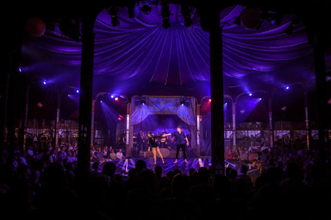 """Barocke Circusträume""  bis 11. September 2018 in Annaberg- Buchholz ( Foto Mathias Marx)"