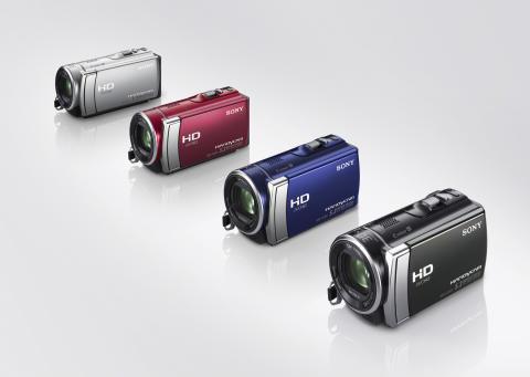 Handycam HDR-CX200E_von Sony_Gruppe_01