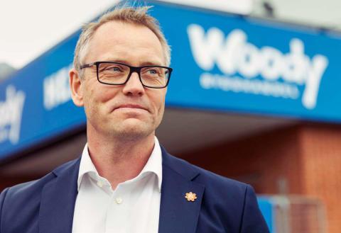 Woody Bygghandel har tecknat avtal för samarbete med skånska byggkedjan Scanti BMH