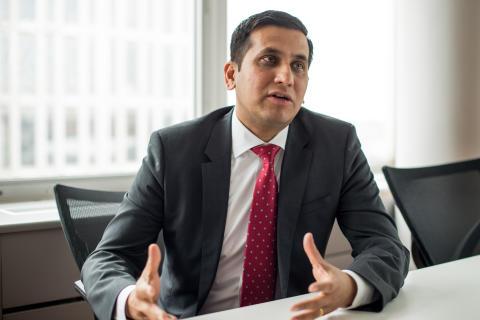 Avinash Limaye, Country manager Sweden