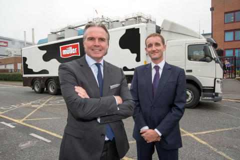 MÜLLER COMPLETES DAIRY CREST DAIRIES ACQUSITION