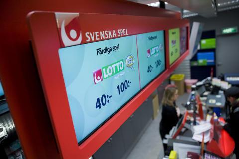 Visma vinner Svenska Spels upphandling