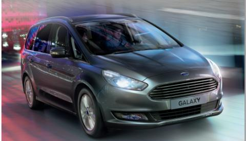 Nye Ford Galaxy