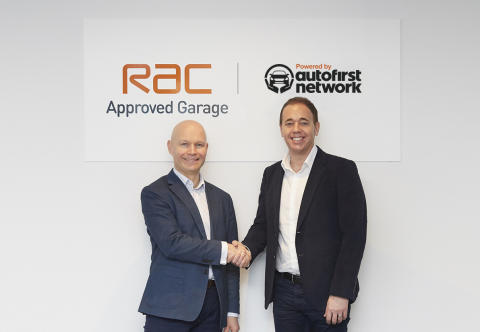 RAC and Autofirst announce tie-up
