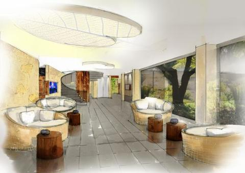 Unique new spa design revealed for Woburn Forest