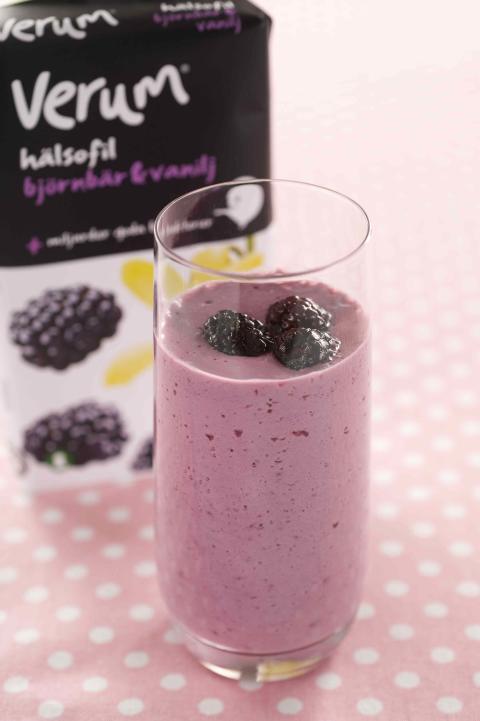 Håll magen i trim med en god frukost! Verum® lanserar somriga nyheter