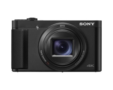 Sony najavil najmanjša popotniška fotoaparata z velikim zoomom, ki omogočata tudi snemanje video posnetkov v ločljivosti 4K in imata nadgrajen slikovni procesor