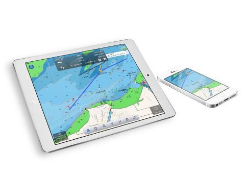 Application Navlink pour iPhone et iPad