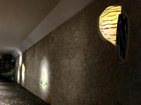 Pressinbjudan: Välkommen på ljus invigning av tunnel i Rannebergen