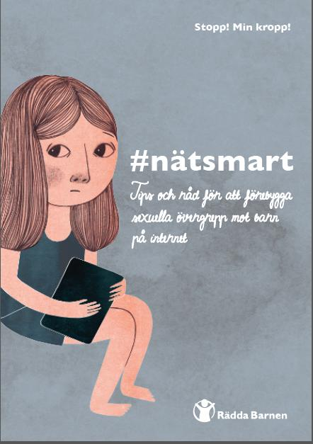 #nätsmart: Så skyddar du ditt barn mot övergrepp på internet