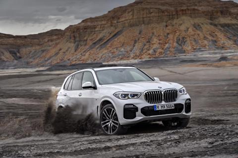 Helt nye BMW X5: 4. generasjon SUV-monark