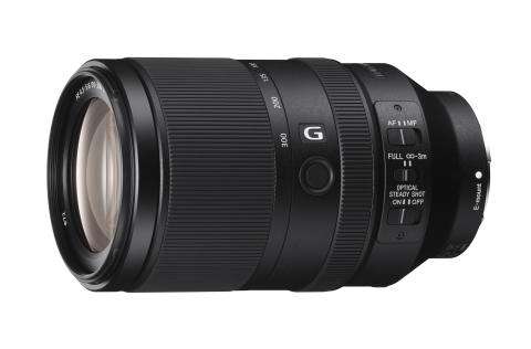 Sony Bolsters Full-Frame FE Lens Lineup with New 70-300mm High-Resolution Zoom and 50mm F1.8 Prime Lenses