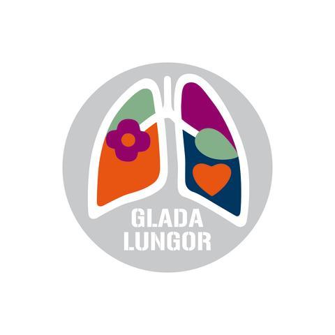 Pressbild för kampanjen Glada Lungor
