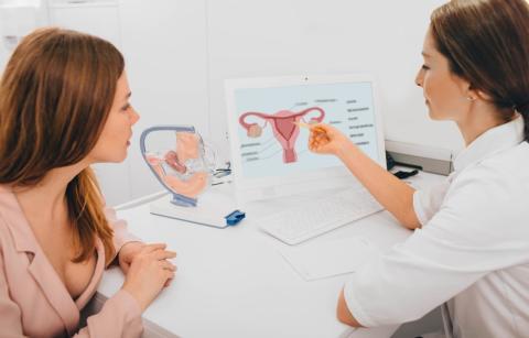 Fertilitätserhaltung bei Frauen mit Turner-Syndrom