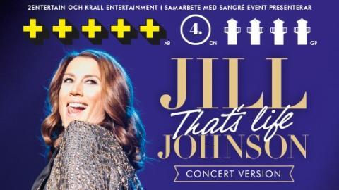 Jill Johnson - That's life
